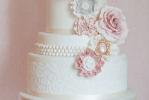 Bryllaup: kake