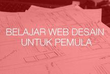 belajar web desain