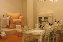 Nail Salon - Decor / Decor ideas for your nail salon.