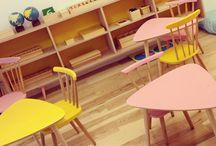 architecture de l'enfant / échelle 0.1