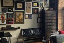 office / by Skip Dampier