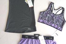 Athletic wear :) / by Courtney Jackson