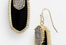 General drop earrings