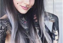 Tattoo Girls :3