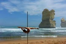 Pole dancing / Everything Pole Dancing/Pole Fitness / by Suzie Bernhardt
