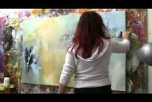 Painting video