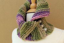 Crochet scarf&co.
