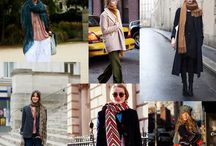 Indispensable Trend in Winter Oversized Shawls