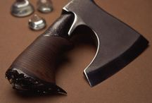 axesand knives