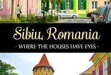 I love România-I love Sibiu