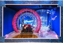 Macy's Christmas Windows 2013 Part II / Macy's New York was the first store to introduce street display windows as an artform in the 1870s.  Today, they continue the tradition under the artful eye of Paul Olszewski, whose concept for this year's windows combine old fashioned display art with touches of technology.  The story follows a little boy who learns qualities that dreams are made up of...  Read More at: http://designlifenetwork.com/macys-christmas-windows-2013-part-ii/
