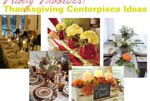 Holiday | Thanksgiving / Everything Thanksgiving, including decor, recipes and entertaining just for our day of Thanks