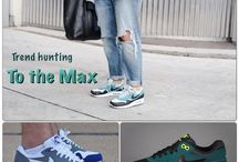 Sneakers Air Max ! / Trend hunting to the Max!