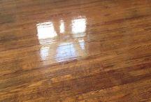 redo old floors