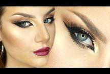 Carmela D'Ascoli // Makeup Tutorials