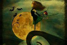 Halloween Stuff / Halloween Stuff / by Krista Irene