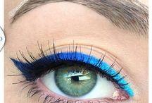 Makeup tricks for me and my sis <3