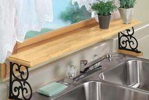 Organize kitchen
