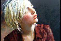 Peintre à découvrir / by Brigitte Raby
