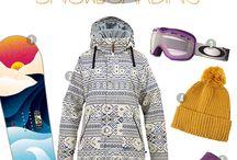 snowboarding fashion