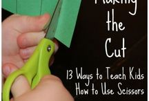 Cutting and Fine Motor