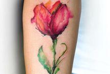 Tulip tattoos