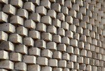 bricks and stone