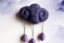 Brooch / Wool