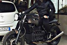 Motos Bratstyle BMW