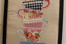 Afternoon Tea quilts