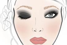 Make up and Hair / Makeup and hair ideas  / by Ambur Whipple
