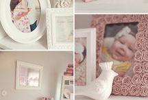 La habitación de los peques / Ideas para la habitación de nuestros pequeños.