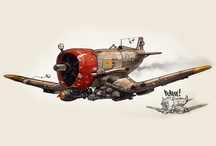 Steampunk mechanix