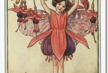Flower fairyes / virágtündérek