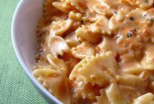 Creamy Tomato Pasta Sauce