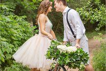 svatba na kole