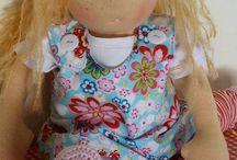handmade dolls from belambolo / Handmade craft dolls in waldorf tradition from belambolo
