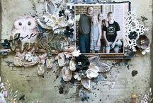 Scrapbook - Rachael Funnell