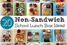 healthy & fun lunchbox