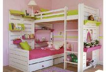 δωμάτιο κοριτσιών
