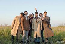 BTOB 비투비 [Born To Beat] / ❤Mini Album❤My Favorite Group ❤  BtoB(/ˈbiː.tuː.biː/;Korean:비투비; acronym for Born to Beat) is aSouth Koreanboy group formed in 2012 byCube Entertainment. The group consists of ❤ Seo Eun-kwang,Lee Min-hyuk, Lee Chang-sub,Im Hyun-sik, Peniel Shin,Jung Il-hoon,  andYook Sung-jae ❤