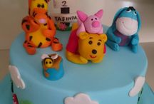 winnie the pooh pastamız