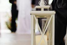 Wedding Decor {Candles}