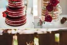 Svatba- Svatební dort