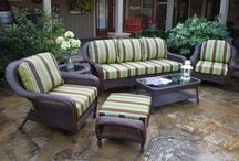 Outdoor Wicker Furniture / Shop our huge selection of outdoor wicker furniture at http://www.wickercentral.com.