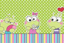 Art - Frogs