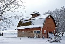 Old Country Barns / by Margaret Johnson