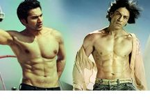 SRK and hot guy