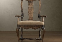 Chair Bits / Chairs are my weakness!   If there is a pair I am buying! / by K. Poarch