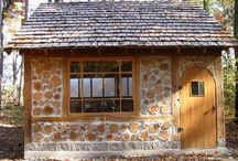 barns, cabins and cordwood sheds  / by Renae Bowen